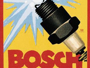 Bujías Bosch: más de 110 años de historia