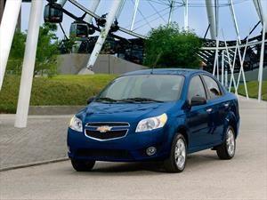 Chevrolet Aveo 2017 llega a México desde $176,800 pesos