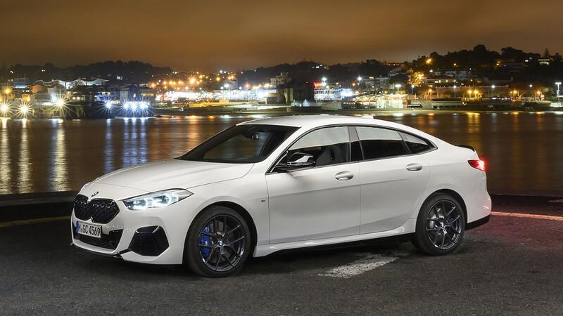 BMW Serie 2 Gran Coupe 2020 en Chile, un sedán diferente