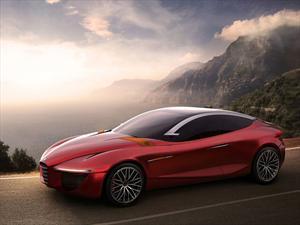 Alfa Romeo Gloria se presenta