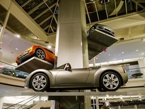 Una noche en el museo de Chrysler