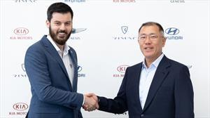 Hyundai y Kia se asocian con Rimac para el desarrollo de autos eléctricos de alto desempeño
