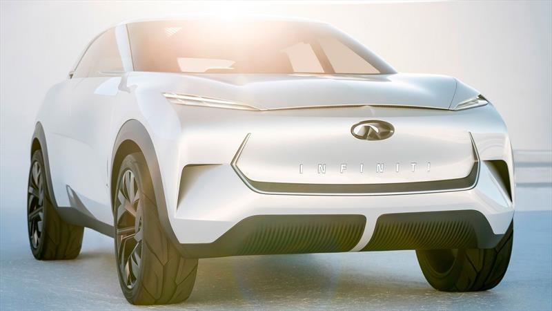 Los nuevos Infiniti podrían estar aún más emparentados con Nissan