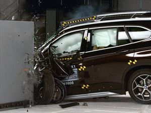 Estos SUVs compactos destacan por su seguridad
