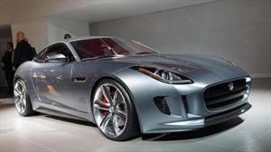 Jaguar C-X16 Concept debuta en el Salón de Frankfurt 2011