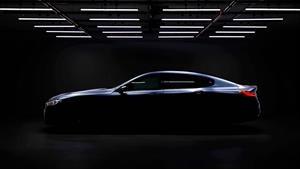 BMW Serie 8 Gran Coupé, un adelanto a todo lujo