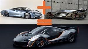 McLaren BC-03, el hiperdeportivo se materializa
