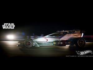 Video: un X-Wing al estilo Hot Wheels