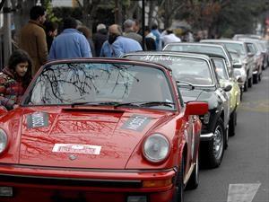 El Rally 500 Kms Sport Clásicos inaugura su edición 23 con 80 autos en competencia