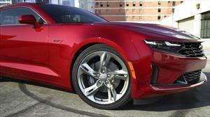 Chevrolet Camaro SS recibe restyling