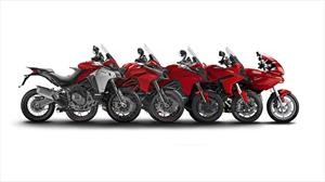 Ducati logra fabricar 100 mil unidades Multistrada