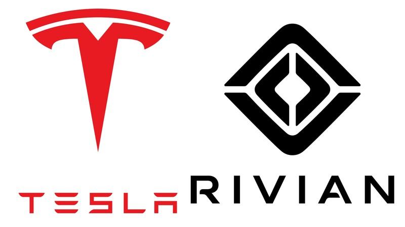 Tesla demandó a Rivian por el supuesto robo de propiedad intelectual