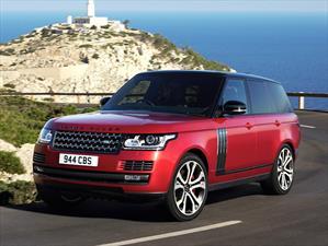 Land Rover Range Rover 2017 llega con más tecnología