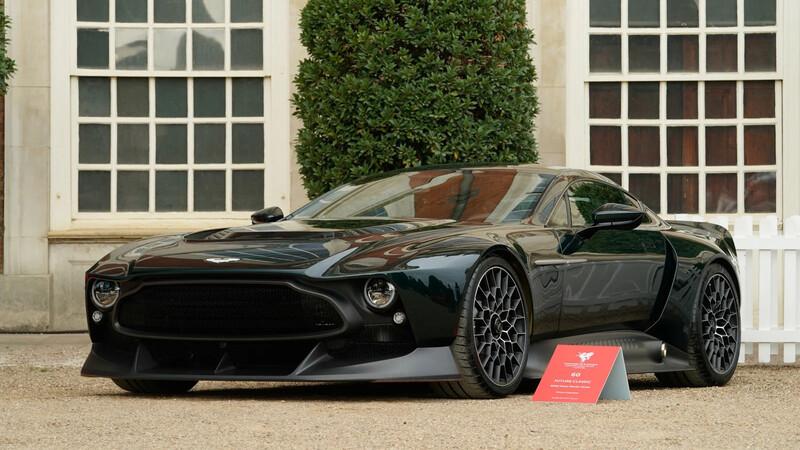 Aston Martin Victor, un súperdeportivo realmente único