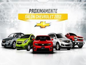 Chevrolet transmitirá on-line desde el XII Salón del Automóvil
