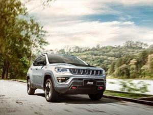 Jeep Compass 2018 llega a México desde $499,900 pesos