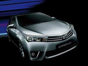 Toyota fue el fabricante de carros número 1 de 2014