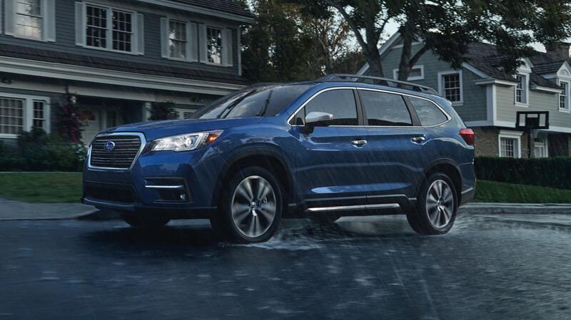 Subaru ya hace oficial el lanzamiento del Evoltis en Chile con preventa online