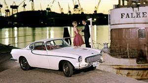 Volvo P1800 es considerado el vehículo más hermoso de la marca sueca