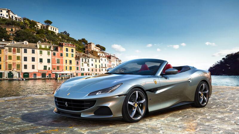 Ferrari Portofino M 2021, el elegante Gran Turismo ahora es más potente y equipa un techo rígido