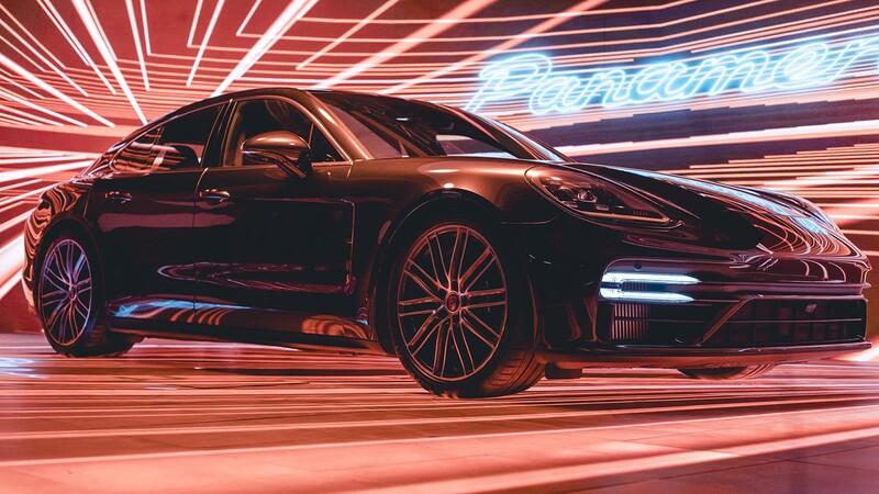 Porsche Panamera 2021 en Chile: gama reducida, pero mejorada