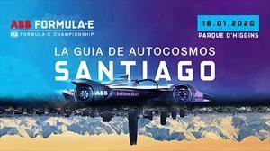 Fórmula E 2020 en Chile, todo lo que debe saber de esta competencia