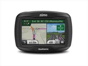 Garmin presenta el GPS Zumo 390MPC para motos