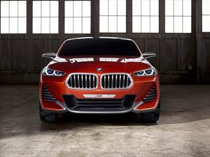 BMW X2 Concept, el próximo SUV de la firma alemana