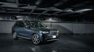 Manejamos el BMW X7 2020