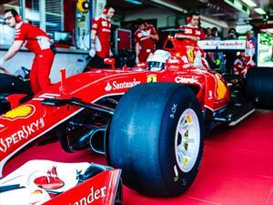 Ferrari, Mercedes-Benz y Red Bull ya probaron las llantas Pirelli 2017