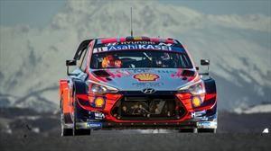 WRC 2020: Hyundai debuta con triunfo en el Rally de Montecarlo
