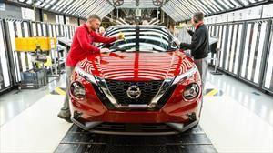 Nissan busca vender las dos plantas que tiene en Europa