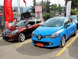 Nuevo Renault Clio 2016: Estreno oficial en Chile