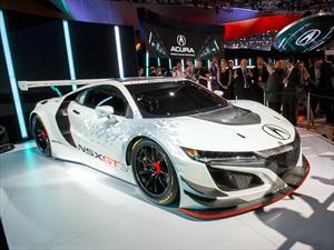 Acura NSX GT3, dispuesto para competir