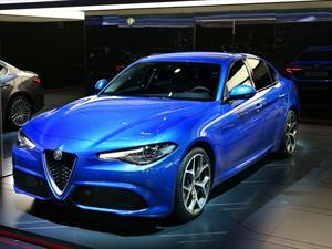 Alfa Romeo Giulia Veloce, con el foco en las prestaciones