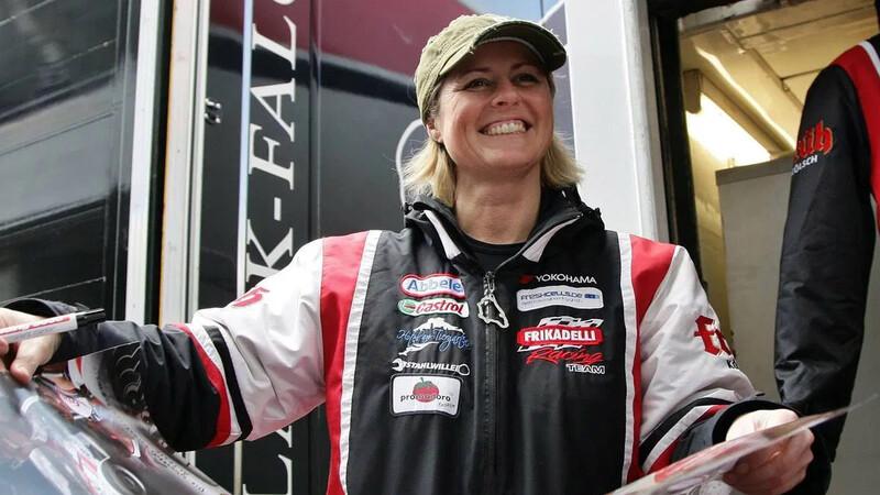 Sabine Schmitz, la reina de Nürburgring falleció a los 51 años