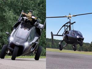 PAL-V, otro increíble auto volador