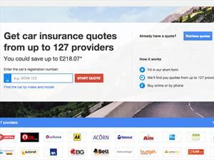Google venderá seguros para auto en EE.UU.