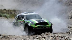 Stephane Peterhansel retoma liderazgo en cuarta etapa Dakar 2012