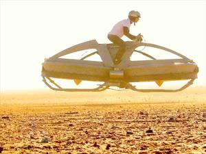 Aerofex desarrolla un prototipo de vehículo volador