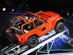 Jeep Wrangler (JL) 2018, la nueva generación del ícono del 4x4
