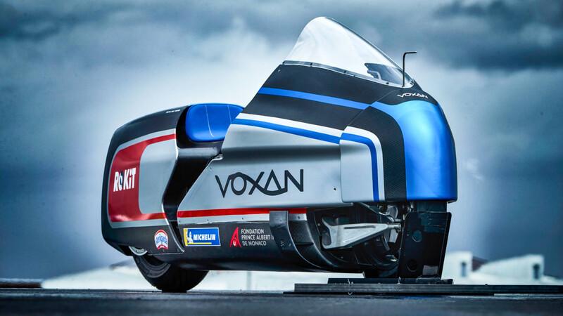 Conocé la moto eléctrica que buscará ser la más rápida del mundo