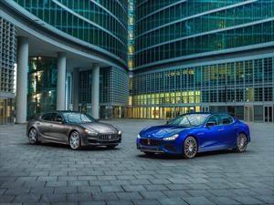 El nuevo Maserati Ghibli tiene dos caras