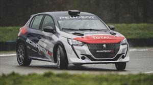 Peugeot 208 Rally 4 2020 un nuevo auto de carreras listo para ensuciarse