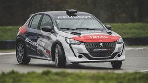 Peugeot 208 Rally 4 2020 debuta