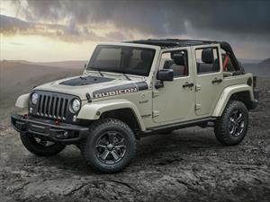 Jeep Wrangler Rubicon Recon Edition 2017, con más aptitudes todoterreno