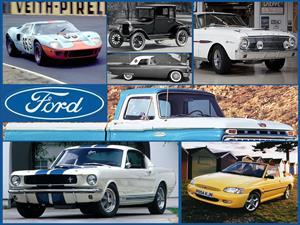 Top 10: Los mejores Ford de la historia