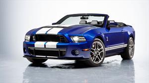 Ford Mustang Shelby GT500 convertible 2013 debuta en Chicago