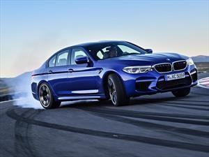 BMW M5, un sedán con características de súper deportivo