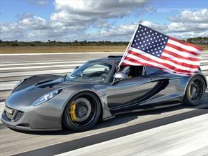 Hennessey pone a la venta un Venom GT por $1.4 millones de dólares